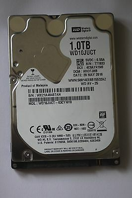 Disque dur WESTERN DIGITAL WD10JUCT NEUF - 1 TO