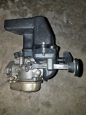 6hp 7.5hp 8hp Evinrude johnson outboard motor carburetor carby