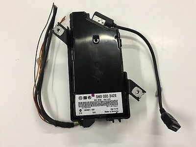 VW Polo Mk5 6R Multimedia Box with Media-In Cable 5N0035342E