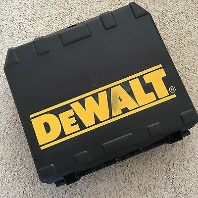 Dewalt DC100KA 18v Drill Case And Charger (drill not included)