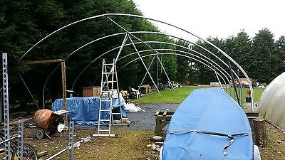 polytunnel 10 mtrs long,8 mtrs wide, 3+mtrs high