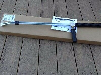 "36"" AR Dual Lance Extension with Molded Grip for Pressure Washer Gun 3650 PSI"
