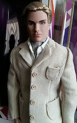 Integrity toys Fashion Royalty Sterling Reise cinématic convention