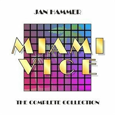 MIAMI VICE - THE COMPLETE COLLECTION (JAN HAMMER) 2CDs