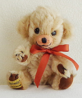 Merrythought Cheeky Bear Distressed Micro Cheeky Limited Edition Boxed