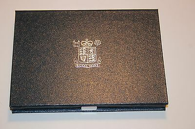Royal Mint UK PROOF Coin Collection 1984.  # UKP908