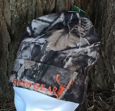 Camo Beanie - Double Layer - Thinsulate