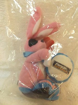 "Energizer Bunny - 1997 - Plush Stuffed Animal - Sealed - 7"" Tall / Sunglasses"