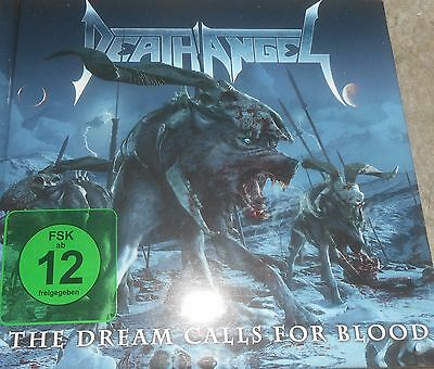 Death Angel - The Dream Calls For Blood    Doppel-Cd  Neu!!