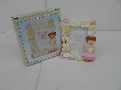 Baby Girl Photo Frame  -  Pink  -  NEW & BOXED