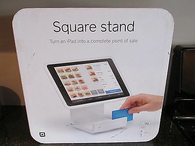 MIB Square Stand Ipad Point of Sale System POS Ipad Air Lightning Card Reader