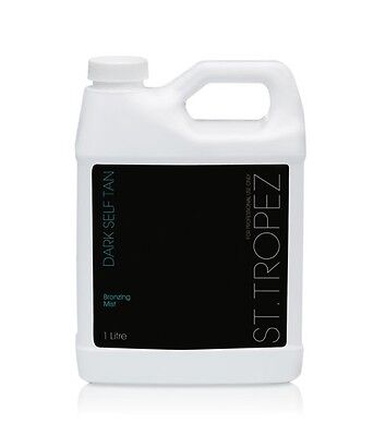 St Tropez Dark Spray Tanning Solution 1 Litre *Express Shipping*