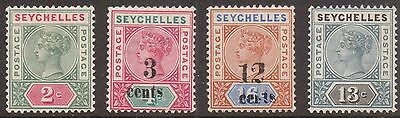 SEYCHELLES QV Selection M/Mint