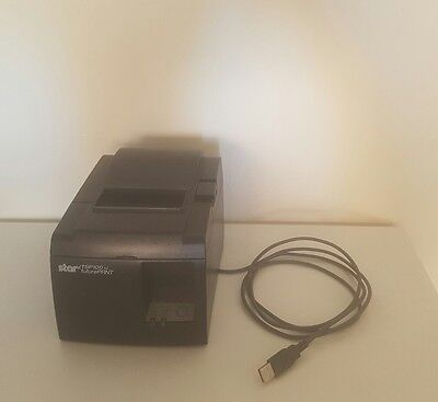 Star TSP100 FuturePRNT Thermal Receipt Printer tablet compatible