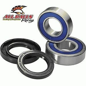 Yamaha YZF426 2000 2001 2002 Front Wheel Bearings Seals Kit 25-1092
