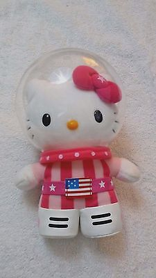 Hello Kitty Astronaut Kennedy Space Center Sanrio White Plush Collectible