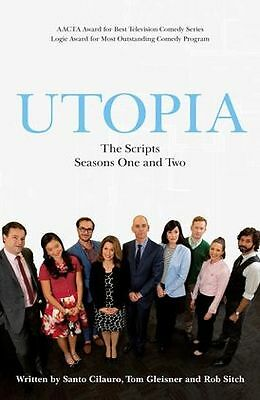 Utopia: The Scripts Season One and Two, Paperback book