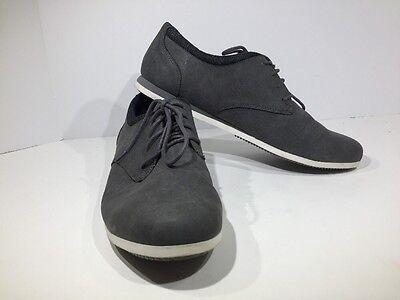 Aldo Men's Size 10 Grey Casual Lace Up Sneakers Shoes X1-1047*