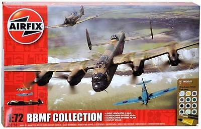 Airfix 1:72 BBMF Collection Plastic Model Kit Gift Set (A50158)