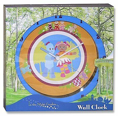 In The Night Garden - Wall Clock