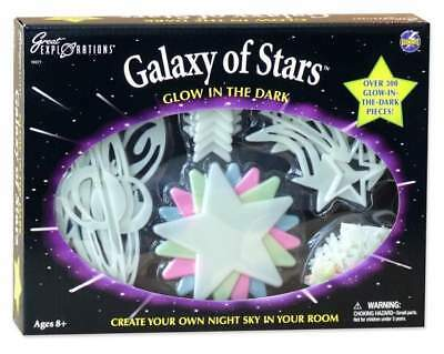 Great Explorations Glow in the Dark - Galaxy of Stars