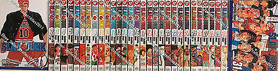 Slam Dunk (Vol. 1 -31) English Manga Graphic Novels Set Brand NEW  Lot