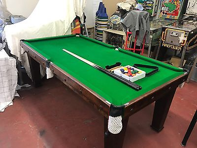 Pool Table 7ft Slate