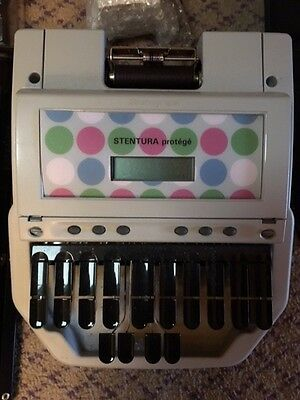 Protege Stenograph- great condition...personally used