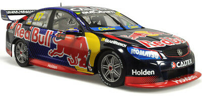 Classic Carlectables 1/18 Holden VF Commodore #97 Championship Winner (2016) - S