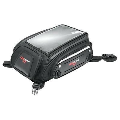DriRider Sports 2 Tank Bag Expadable Waterproof Motorbike