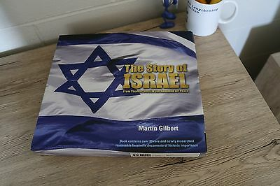 The Story of Israel by Martin Gilbert (Hardback, 2008)