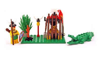 Lego Pirates I Islanders Set 6246-1 Crocodile Cage free shipping!