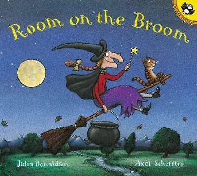 NEW Room on the Broom By Julia Donaldson Paperback Free Shipping
