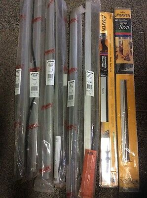 Raven Door Seals Bulk Lot New Seal Up Your House From Bugs And Wind