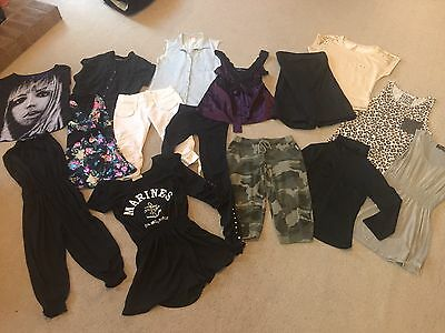 Bulk Clothing Ladies Mixed Lot Size 8-10, Supre, Ally, Tightrope,Christopher Ari