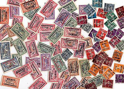 Memel Stamps: Mint And Used (Lack Of Time To Examine These)