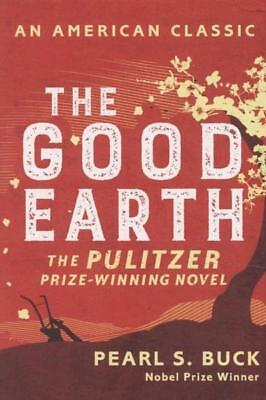 NEW The Good Earth By Pearl S. Buck Paperback Free Shipping