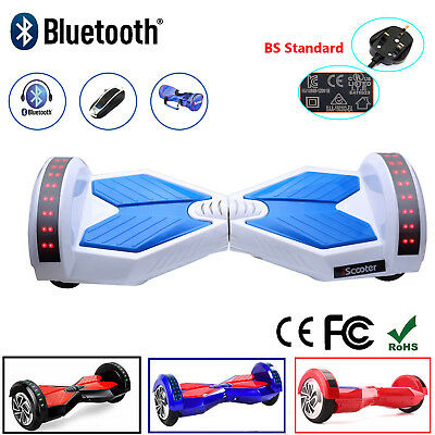 SWAGWAY Self Balancing Scooter Balance Board Bluetooth+LED LIGHT+Free bag+Remote