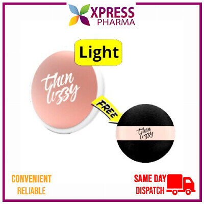 Thin Lizzy 6 in 1 Light Professional Powder plus buffer brush gift bagNEW XPRESS
