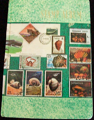 Stamp Album With Large Collection Of Stamps - Many Pre Decimal Australian