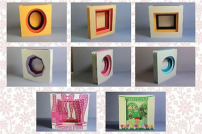 Brother ScanNCut Squeeze 3D card & embellishment templates CD1075