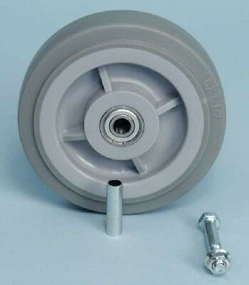 Nilfisk-Advance, Clarke, Kent genuine OEM part:  10630A - Wheel kit 6 cook