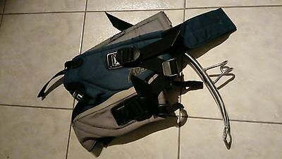 Seat Harness and spreader bar for windsurfing sailboarding Prolimit Mach 3 M, L