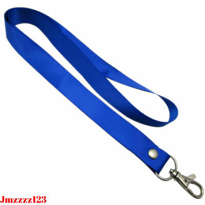 1 PC Lanyard ID Key Holder Clip Name Tag ID Card Holder Neck Strap