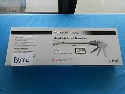 Ethicon Surgical EchelonFlex45 Articulating Endoscopic Linear Cutter EC45A