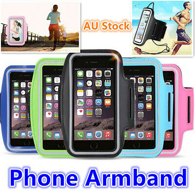 Sport Running Gym Armband Band Strap Case Apple iPhone 7 Plus 6 6s Plus 5 5S SE