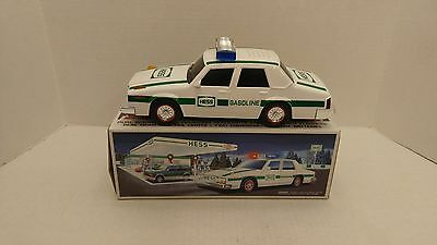 1993 Hess Patrol Car In Excellent Condition