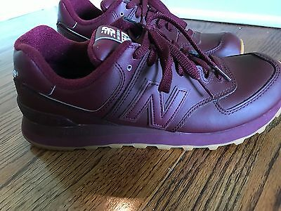 Brand New - Men's 574 Leather Sneakers - Size 8