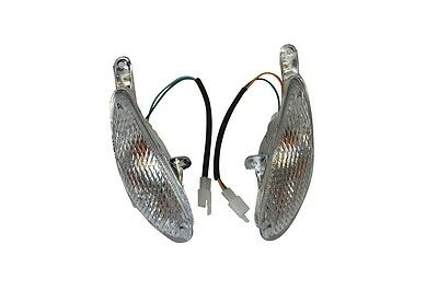 Chinese Scooter Body Parts Type II Sunny Front Turn Signals Tao Tao GY6 50cc