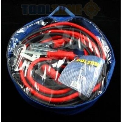 Jump Leads Cables and Clamps 800 amp 6m Long Professional Heavy Duty Brand New